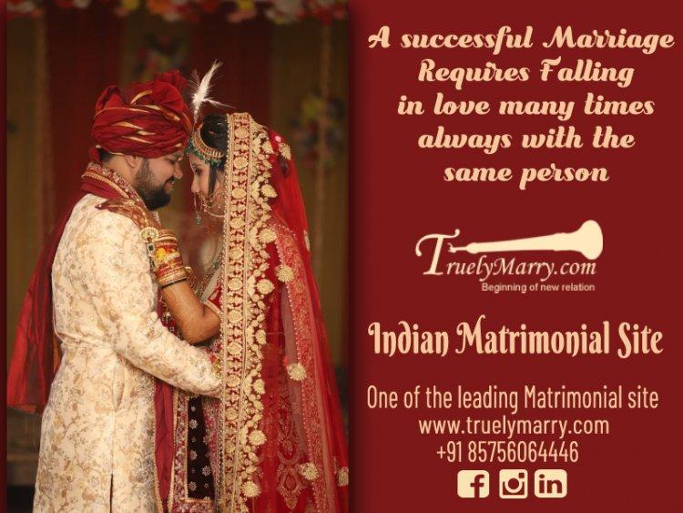 Truelymarry.com |  Indian Matrimonials site