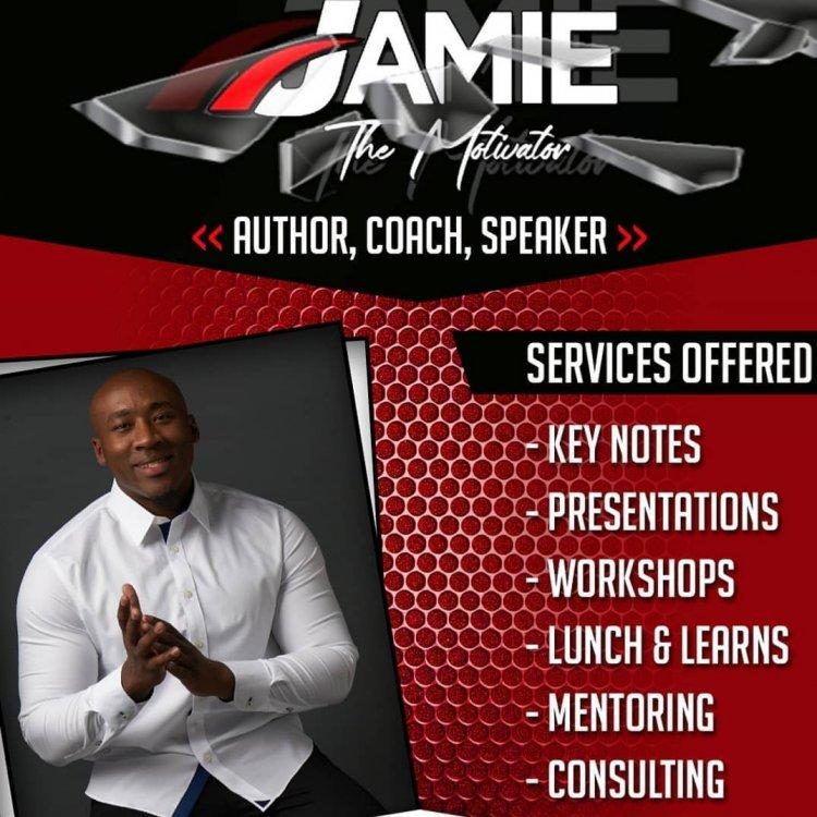 Jamie The Motivator -  Business Coach, fitness expert and Motivational speaker in Atlanta, GA